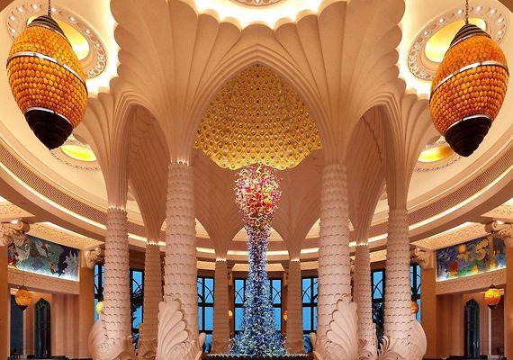 Hotel atlantis the palm dubai for Hotel de dubai
